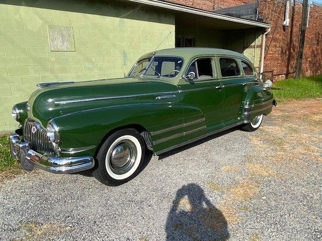 1942 buick century model 61