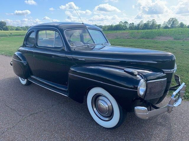 1941 mercury 8 club coupe