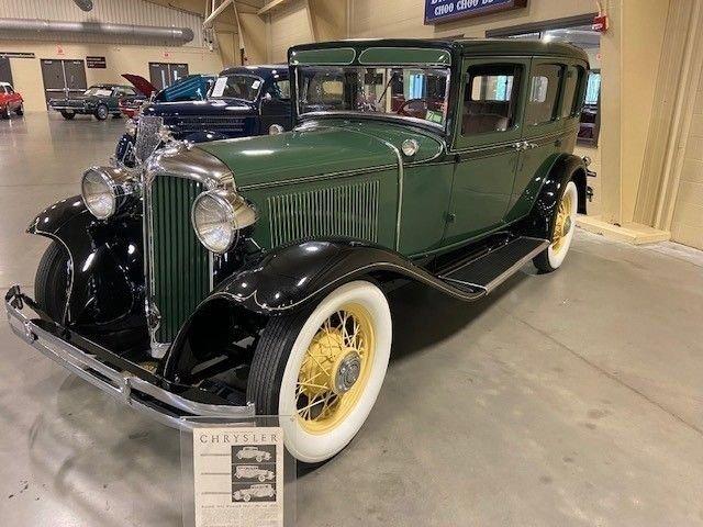 1931 chrysler six deluxe
