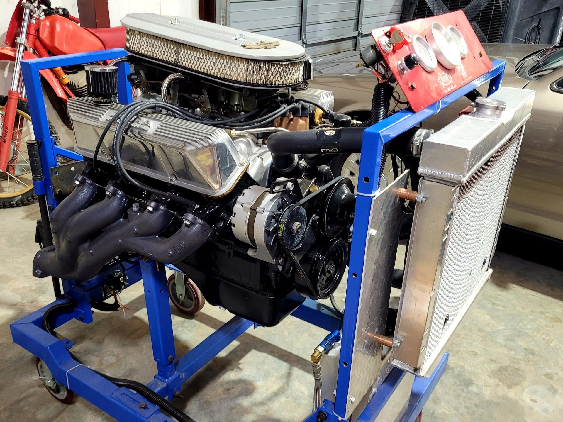 1965 ford 427 engine