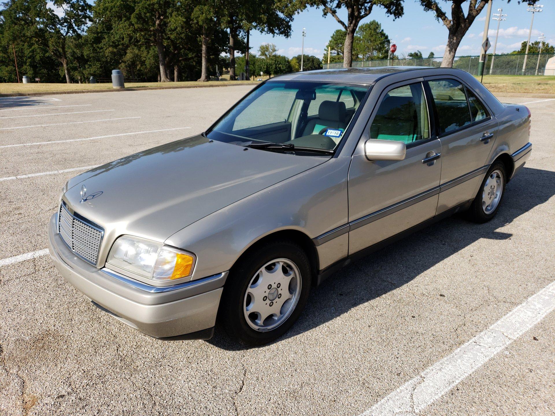 1994 Mercedes-Benz C220