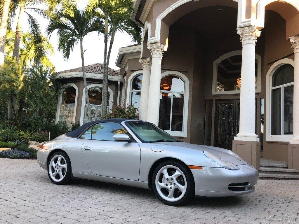 2000 Porsche 911 C4