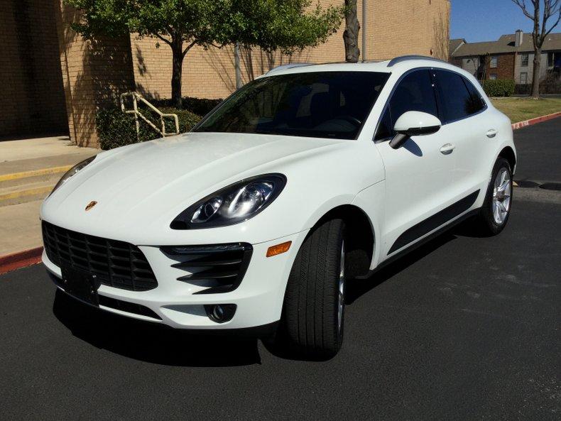 2016 Porsche Macan For Sale
