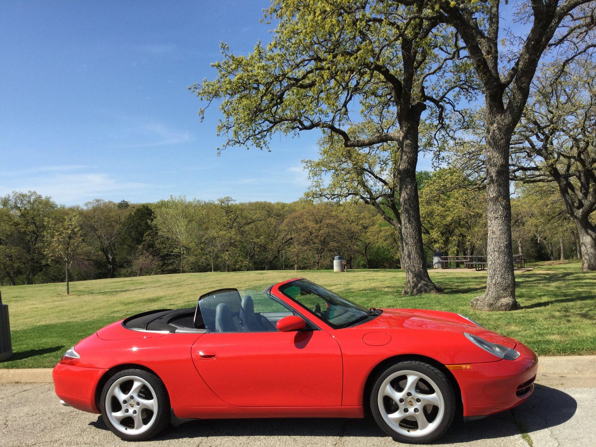 1999 Porsche 911 Carrera | Texas Motor Works