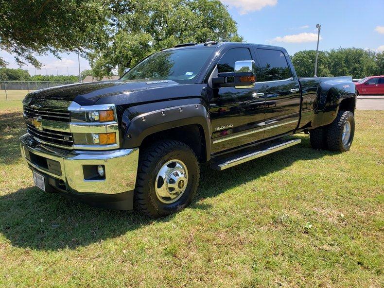 2015 Chevrolet Silverado 3500HD For Sale