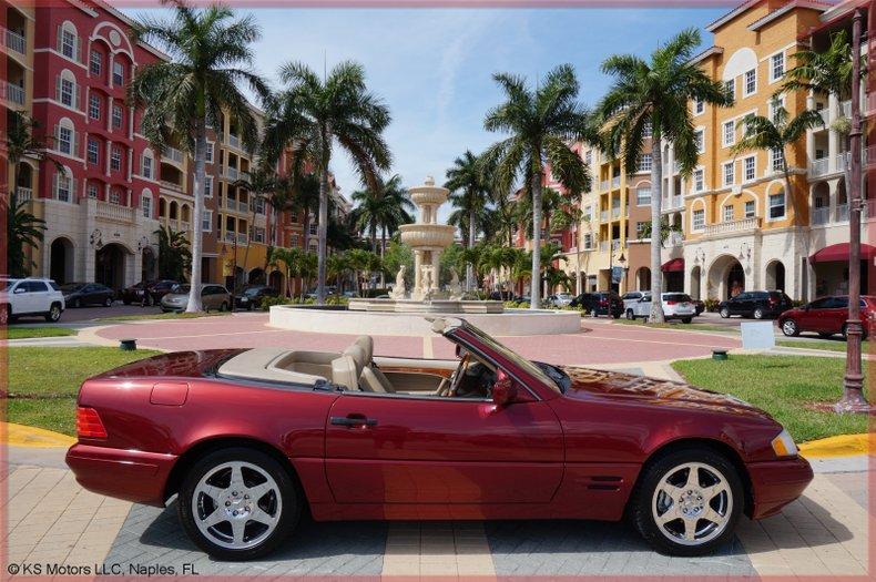 1997 Mercedes Benz SL 500 For Sale