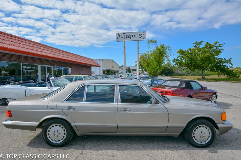 1988 Mercedes Benz 300 SEL For Sale