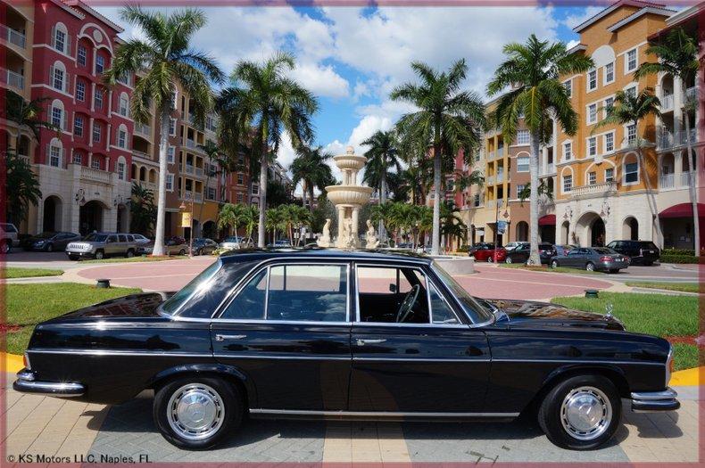 1969 Mercedes Benz 280 SE For Sale