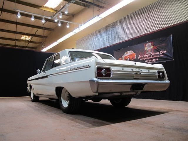 1965 Ford Fairlane | Just Toys Classic Cars