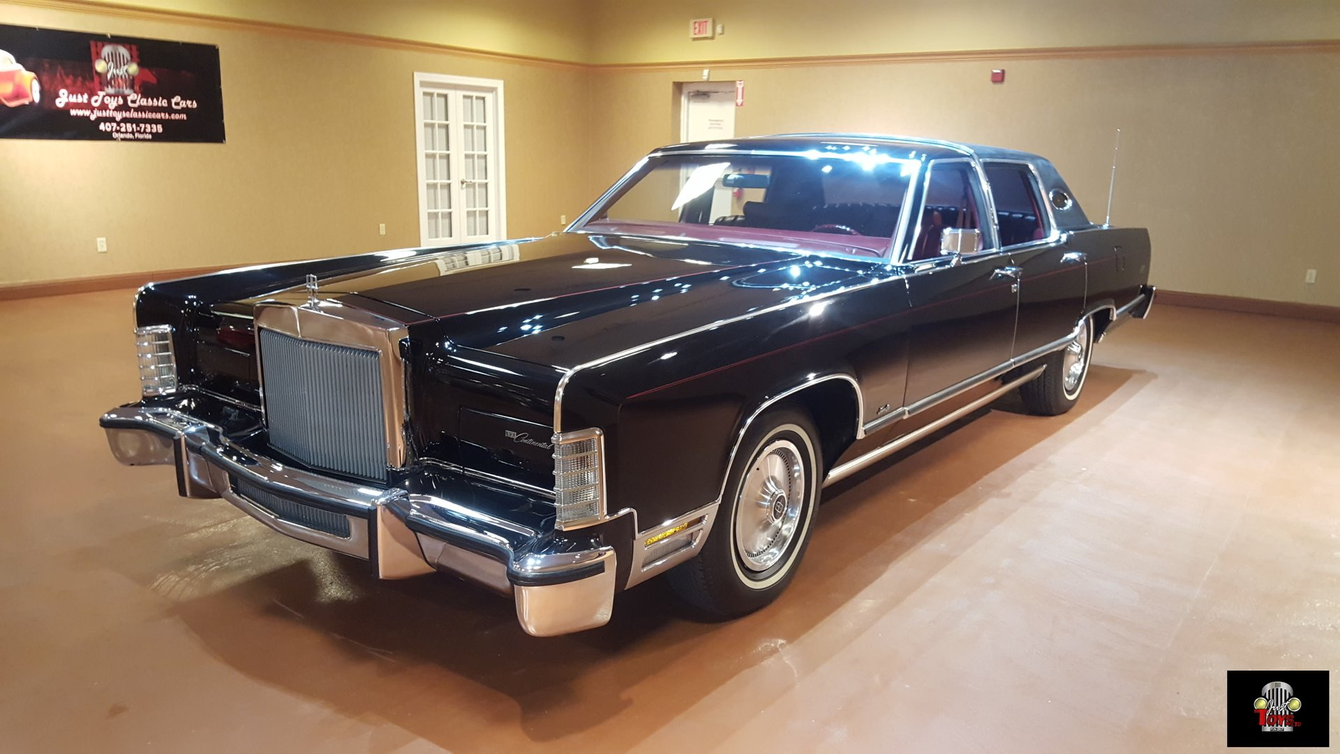 1979 Lincoln Continental Town Car For Sale 15324 Mcg