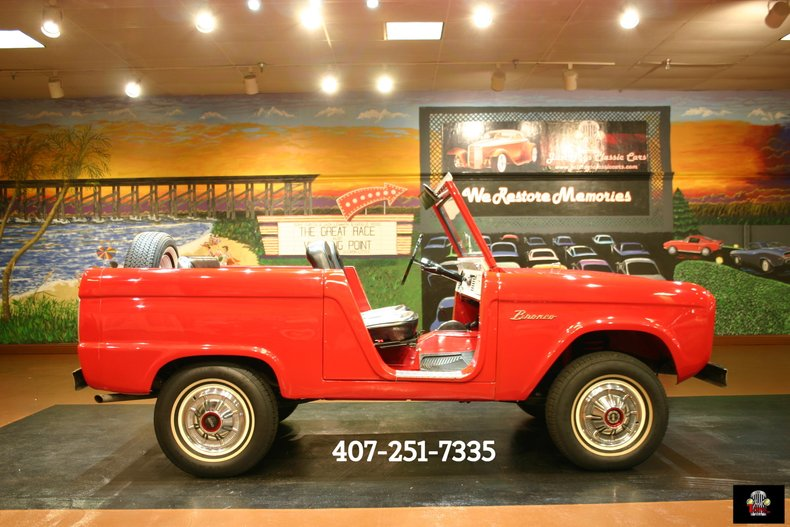 1967 Ford Bronco For Sale