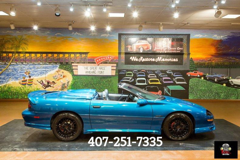 1995 Chevrolet Camaro For Sale