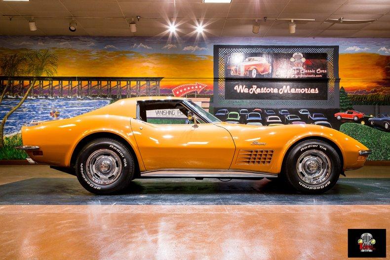 1972 Chevrolet Corvette Just Toys Classic Cars