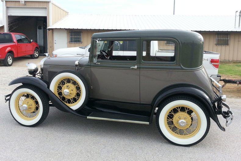 1931 Ford Model A For Sale