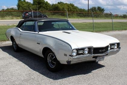 1968 Olsmobile Olds For Sale