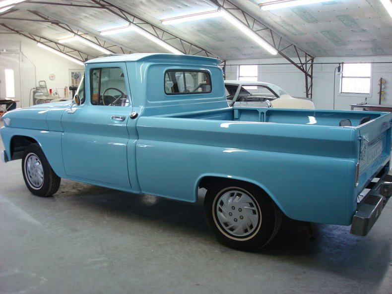 1963 Chevrolet Chevy For Sale