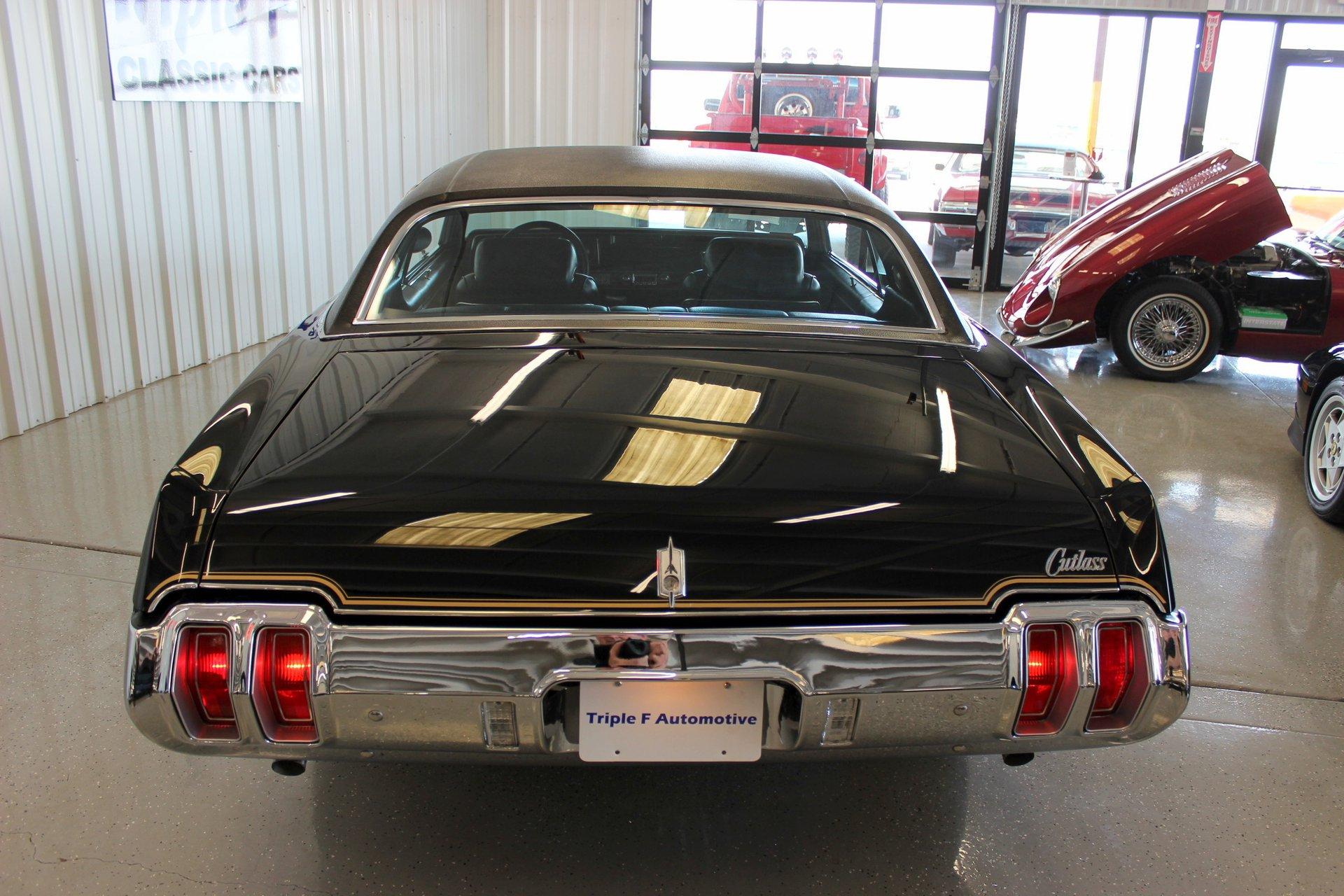 1970 Oldsmobile Cutlass | Triple F Automotive