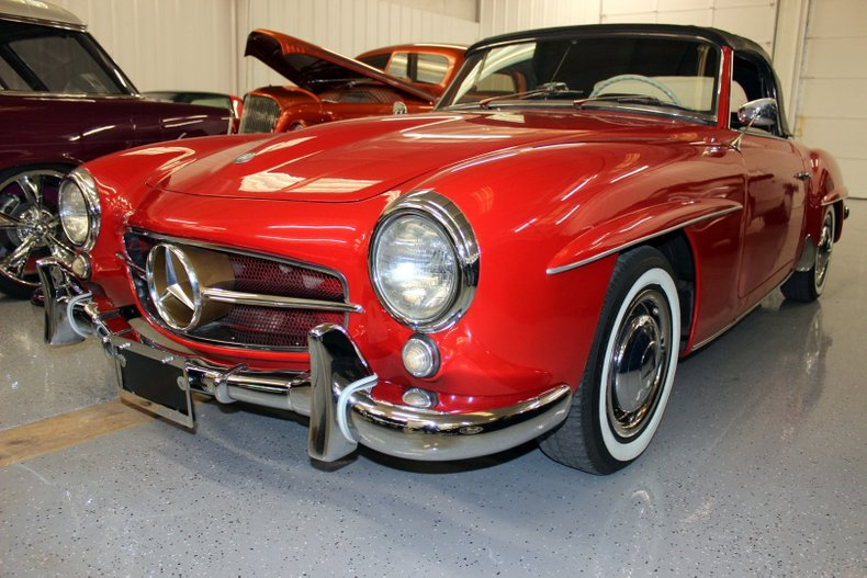 1958 Mercedes-Benz 190 For Sale