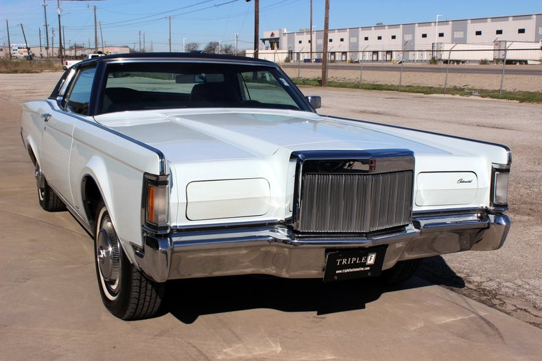 1971 Lincoln Continental For Sale
