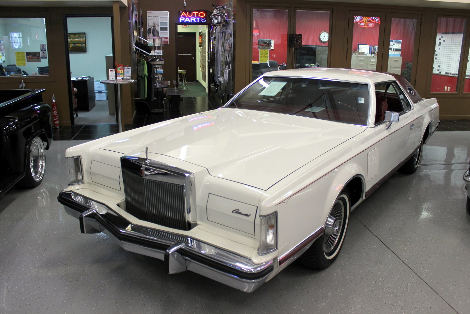 1979 Lincoln Continental for sale #164263 | Motorious