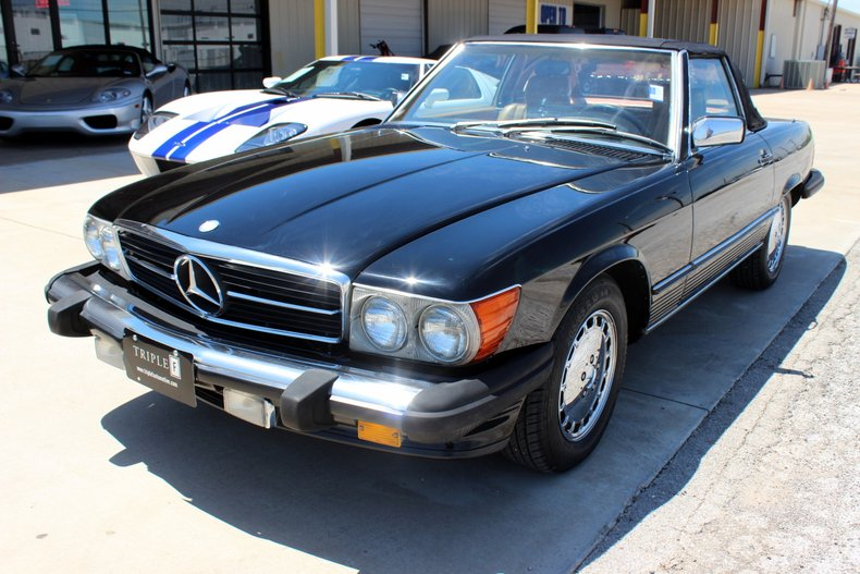 1989 Mercedes 560 For Sale