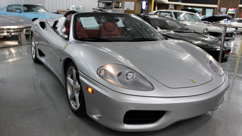 2004 Ferrari 360 For Sale