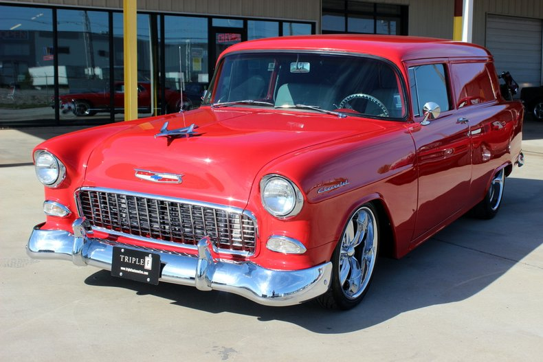 1955 Chevrolet Sedan Delivery For Sale