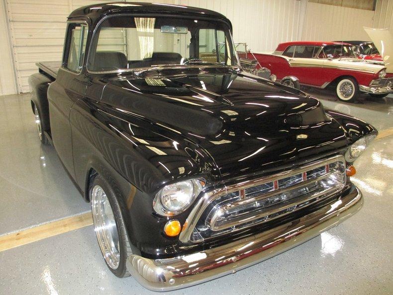 1957 Chevrolet RestomodPickup For Sale