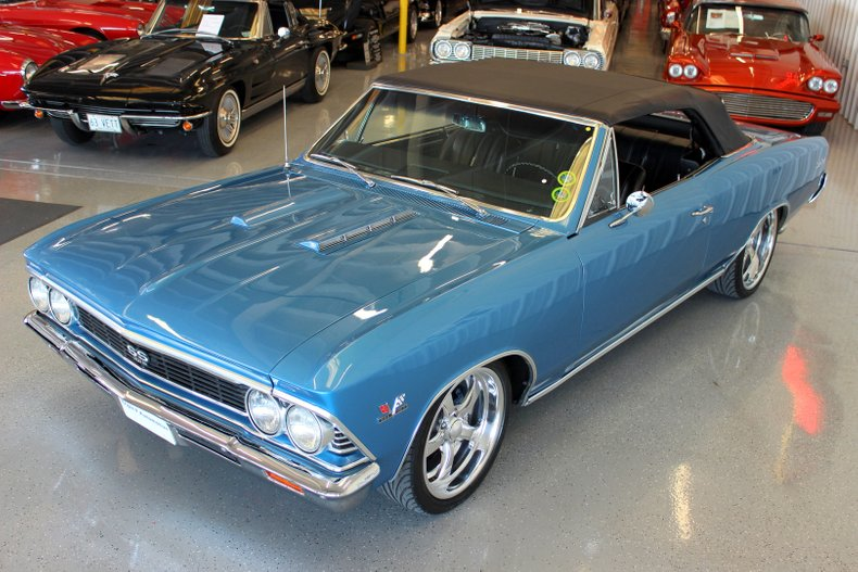 1966 Chevrolet Malibu For Sale