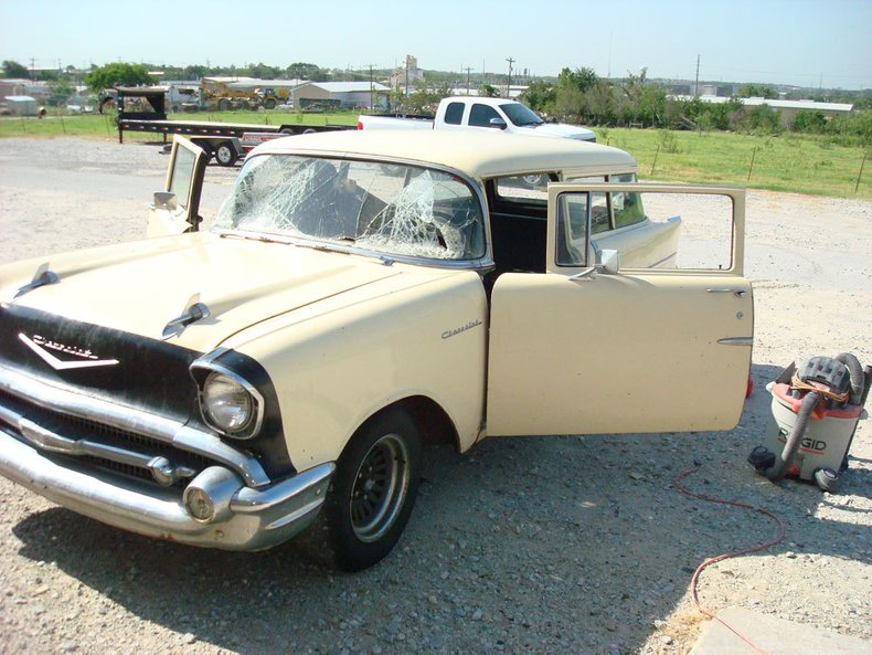 1957 Chevrolet Wagon For Sale