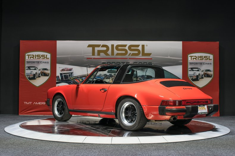 1984 Porsche Carrera