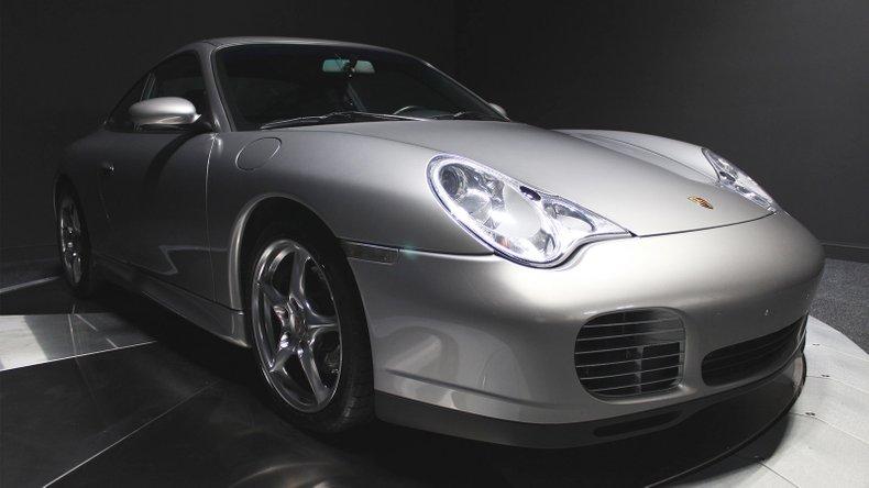 2004 Porsche Carrera