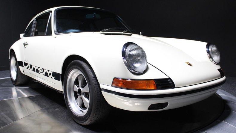 1983 Porsche 911 SCRS