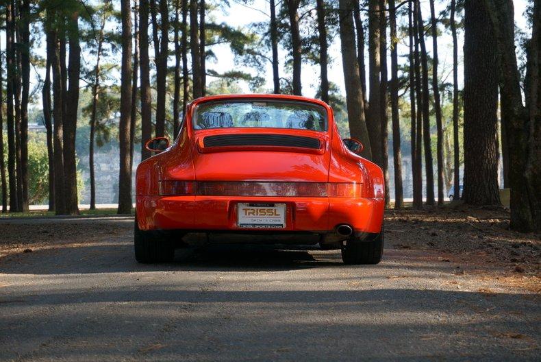 1994 Porsche C4