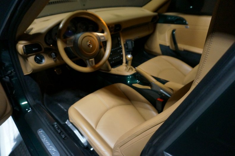 2009 Porsche 911 Targa 4S