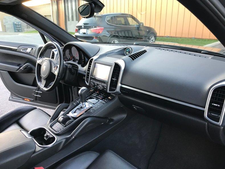 2013 Porsche Cayenne