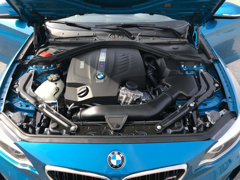 2018 BMW M2