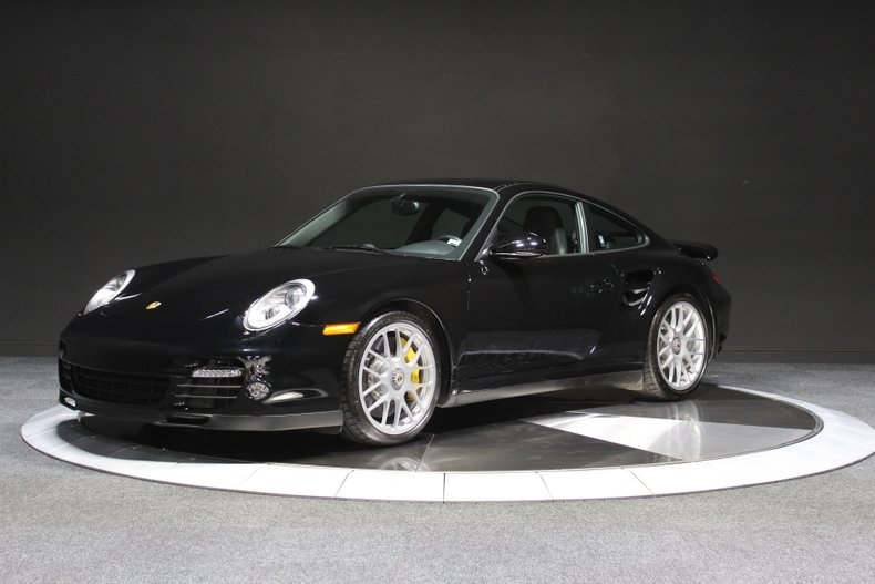 2011 Porsche Turbo S For Sale