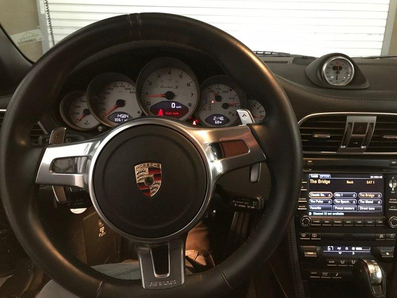 2011 Porsche Turbo S