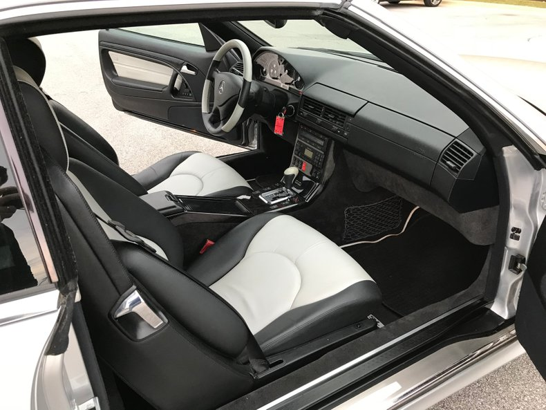 2002 Mercedes-Benz SL500R