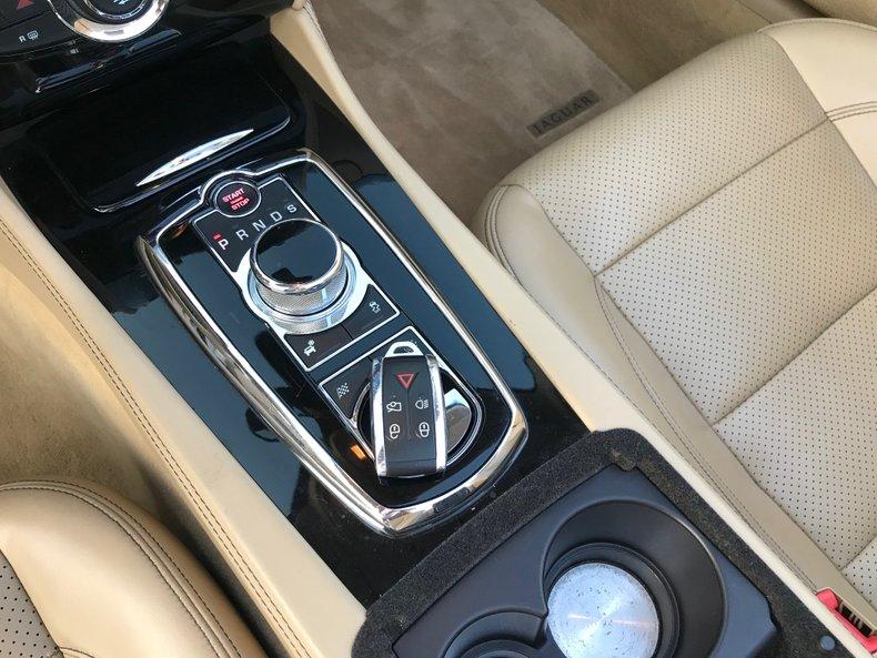 2012 Jaguar XK