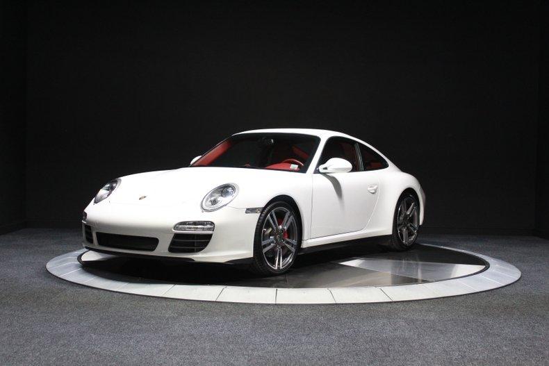 2012 Porsche 911 Carrera 4S