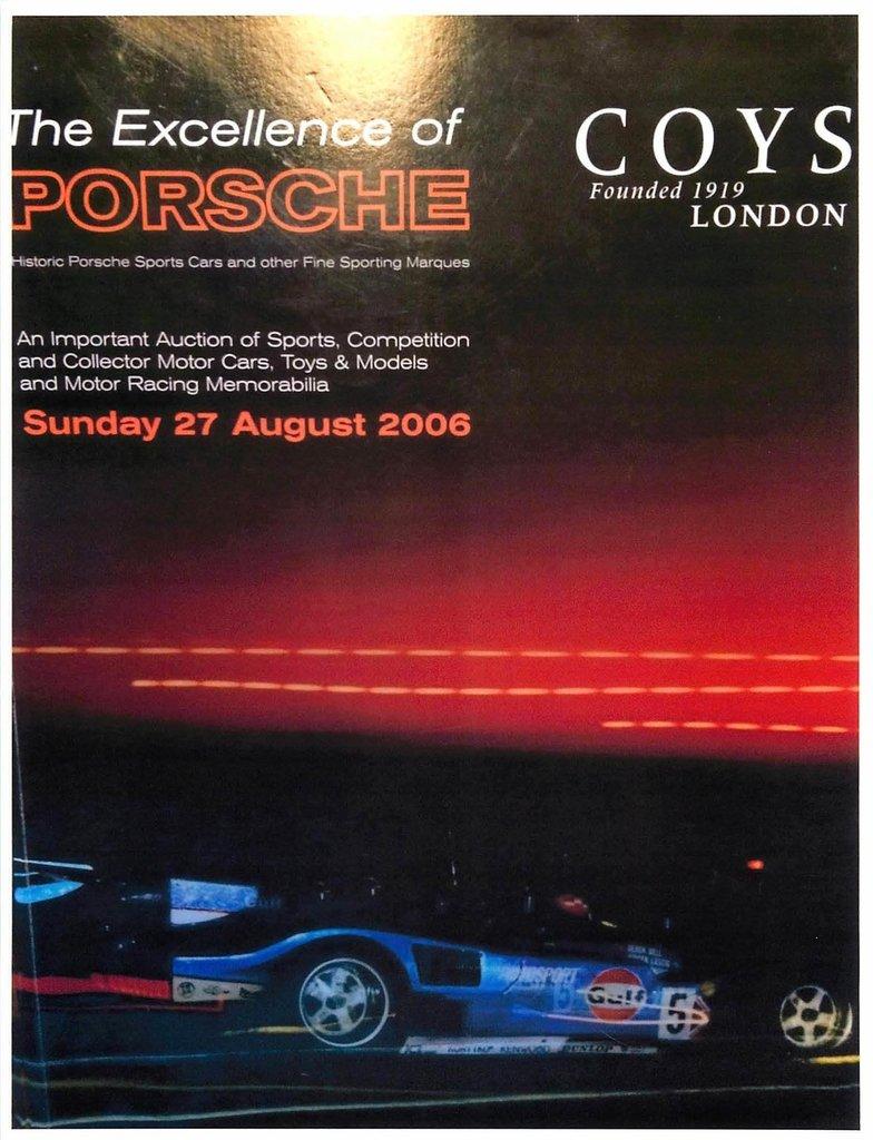 1980 Porsche 930 Turbo S