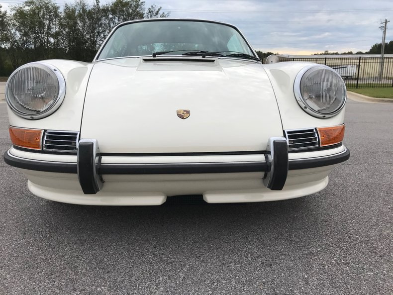 1971 Porsche 911 E