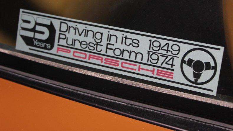 1974 Porsche Carrera