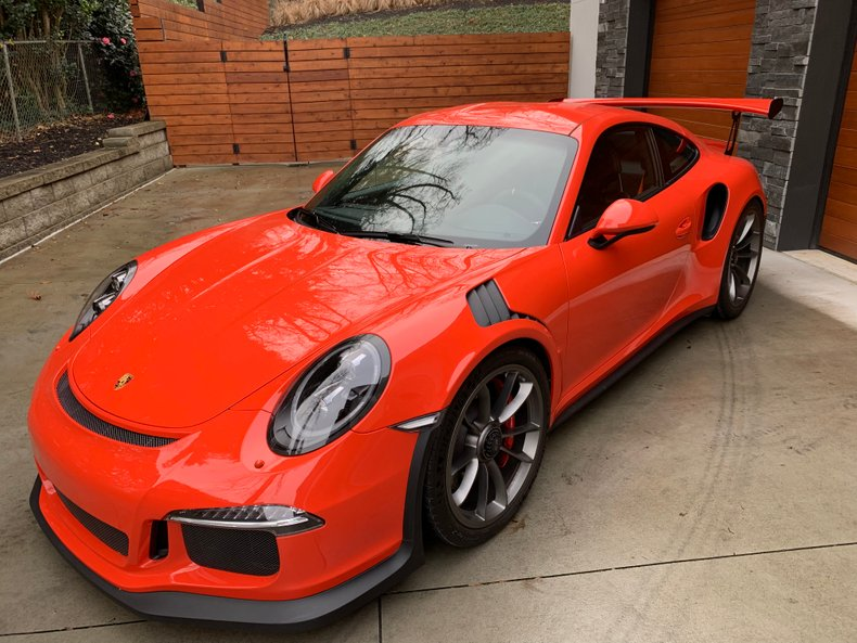 2016 Porsche GT3 RS For Sale