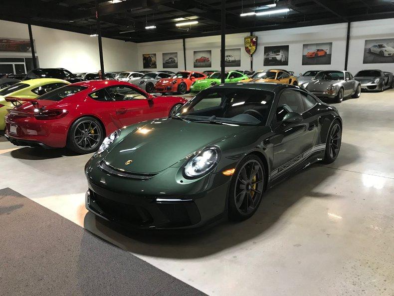 2018 Porsche GT3 Touring