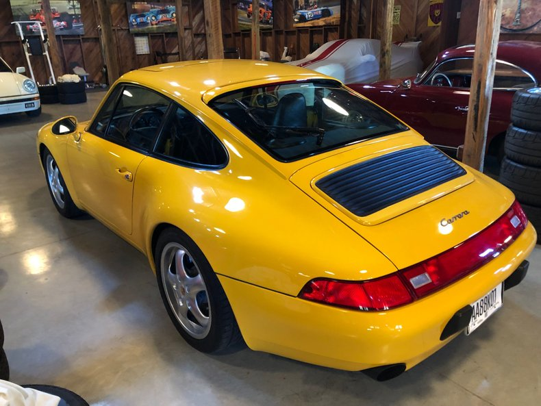 1996 Porsche 911