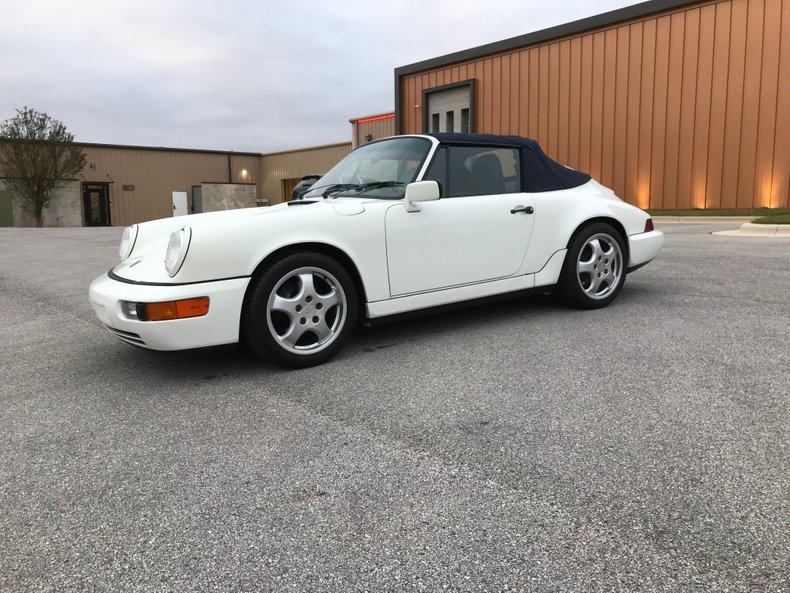 1990 Porsche 911 C4 S