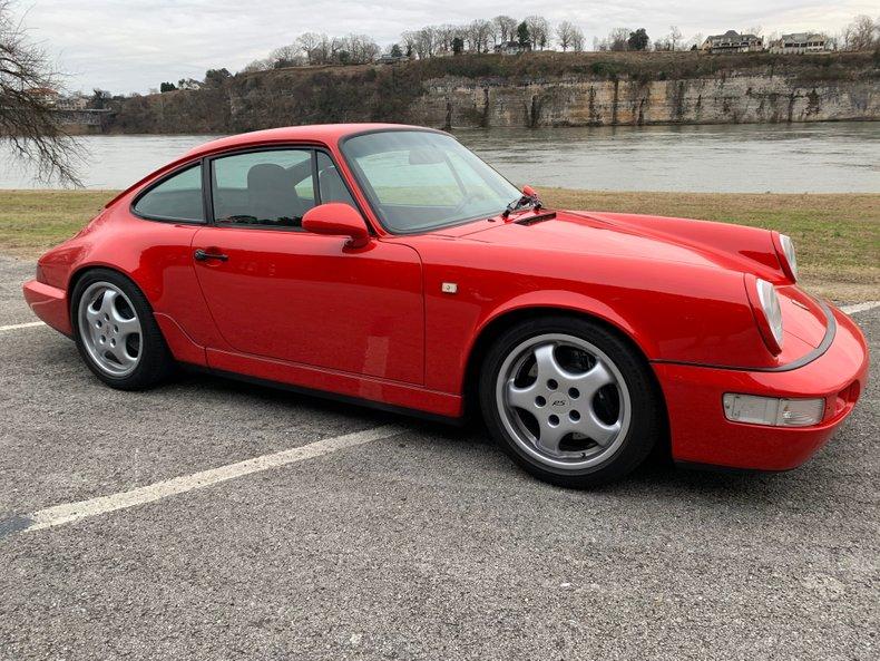 1992 Porsche Carrera RS